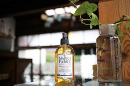 MARIUS FABRE サボン・ド・マルセイユ 1900リキッド ビターアーモンド400ml(フランス製)