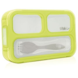 Boîte Bento avec cuillère-fourchette