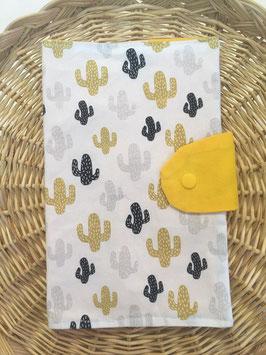Cactus jaune