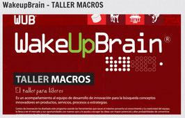 Taller WakeUpBrain INNOVANDO EN EQUIPO