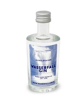Geroldsauer Wasserfall Gin 0,05 Liter Probierflasche