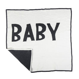 "Strickdecke ""Baby"""