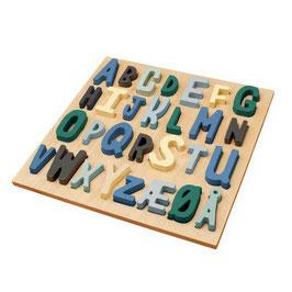 "Sebra Holz-Puzzle ""ABC"""