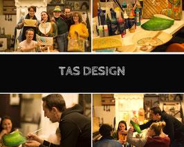 Tas Design, wear it share it