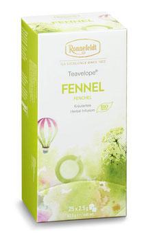 Teavelope® Fennel