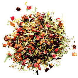 Ronnefeldt Erdbeere-Basilikum (BIO)