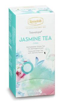 Teavelope® Jasmine Tea