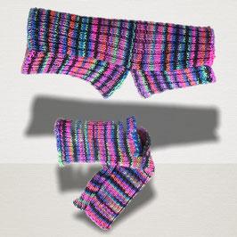 """Yoga-Sockenpaar """"Neon"""" Größe 38-41"""