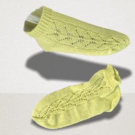 """Sneakersocken """"Kiwi"""" Größe 39/40"""