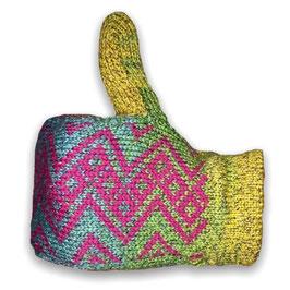 Doppelgemoppel-Handschuhe