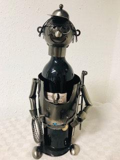 Flaschenhalter Schornsteinfeger