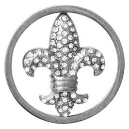 "Style Repubilc Coin ""Lilie"""