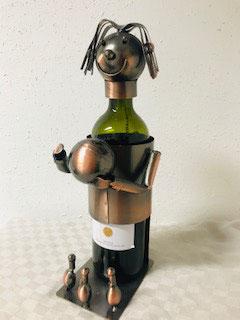 Flaschenhalter Kegler