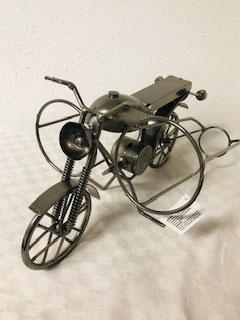 Flaschenhalter Motorrad Retro