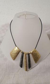 Design Kette Gold/Silber