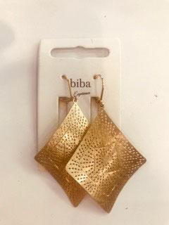Biba Ohrhänger Farbe: gold