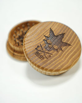 HANDMADE WOOD GRINDER - made in Germany!