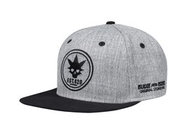 LIMITED CREW SNAPBACK - GRY