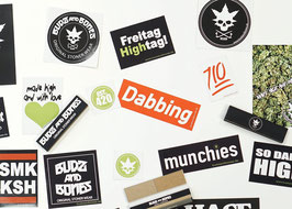 HOODPACK - STICKER PACK + PAPERS