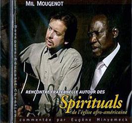 """Mil Marie Mougenot  """"Spirituals de l'église Afro-Américaine"""""""
