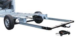 Anhängerkupplung Weinsberg CaraLoft 550 MG