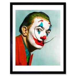 Ben The Rules A3 Dali Joker Print 007