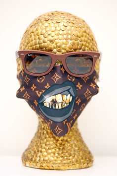 LV2 Ben The Rules Face Mask