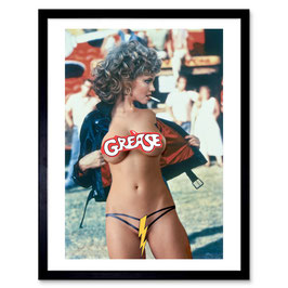 Ben The Rules Greased Lightening A3 Print 026