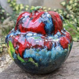 Keramik-Kürbis