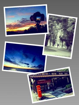 2017印象的な風景の4枚セット