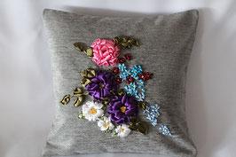"""Dekokissen """"Bouquet"""""""