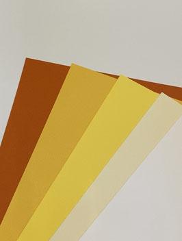 Linenstrukturpapier verschiedene