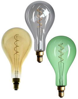 Lampadina Vintage LED  XXL  A165 5W