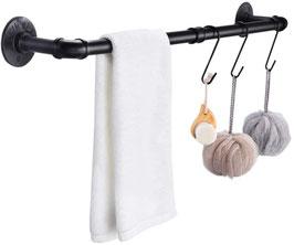 Porta asciugamani a tubo