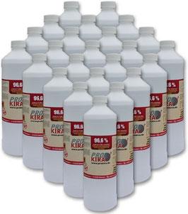 24 x 1 Lt. Gel bioetanolo