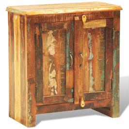 Armadietto in legno comodino