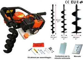 Mototrivella Fuxtec 52 cc