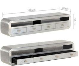 Mobiletto porta TV 140cm