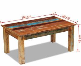 Tavolino 100x60xH45