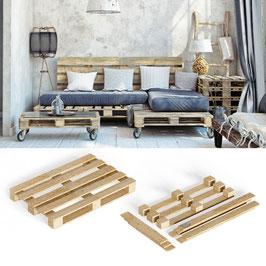 KIT Pallet in legno