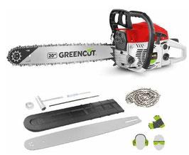 Motosega GreenCut 65cc
