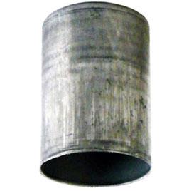 Cassa in ferro per portalampada E 27 diritto