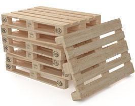 10 Pallet in legno NUOVI