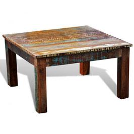 Tavolino da caffè in legno riciclato