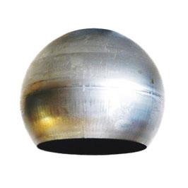 Campana in ferro 155x140mm
