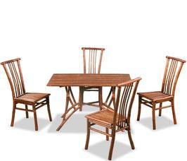 Set da pranzo Bambù