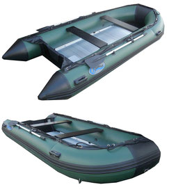 Gommone Q SeaBoat 320 verde