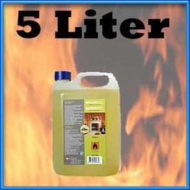 tanica 5 Lt GEL Bio ethanol