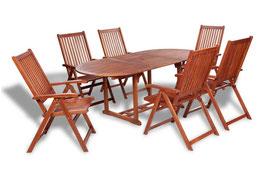 """Set in legno di Acacia """"VANAMO"""""""