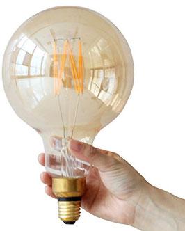 Lampadina VINTAGE Oversize LED 6W.